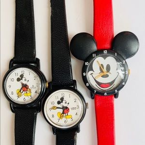 Lotus Disney Mickey watches
